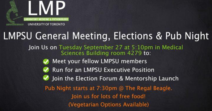 LMPSU General Meeting 2016